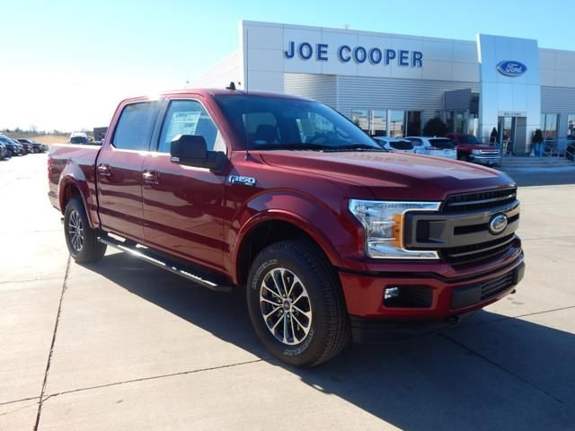 2019 F-150 SuperCrew Cab 4x4,  Pickup #KKC48144 - photo 1