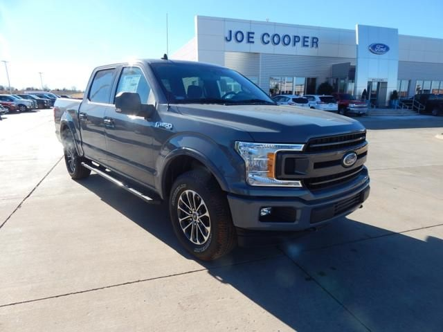 2019 F-150 SuperCrew Cab 4x4,  Pickup #KKC48145 - photo 1