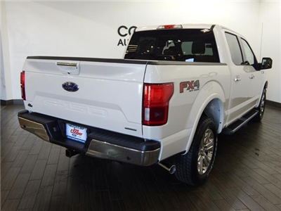 2018 F-150 Crew Cab 4x4 Pickup #JKC22415 - photo 2