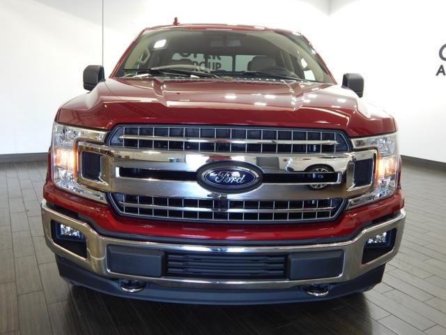 2018 F-150 Crew Cab 4x4 Pickup #JKC80849 - photo 4
