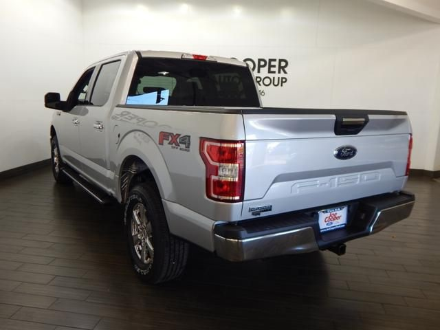 2018 F-150 Crew Cab 4x4 Pickup #JKC93627 - photo 5