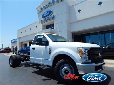 2017 F-350 Regular Cab DRW 4x2,  Cab Chassis #HEE44897 - photo 1