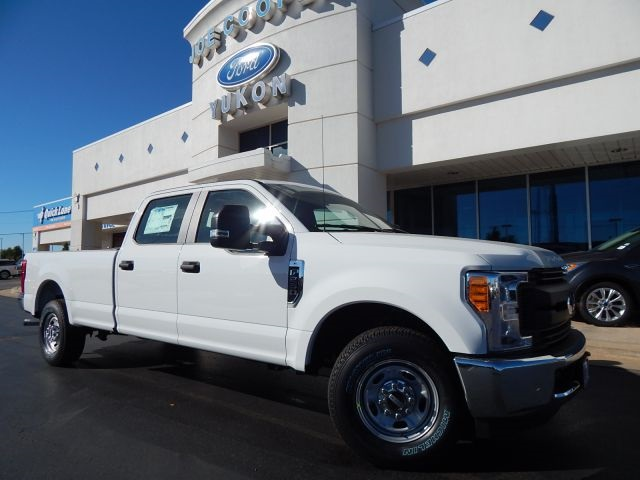 2017 F-250 Crew Cab Pickup #HEF11865 - photo 1