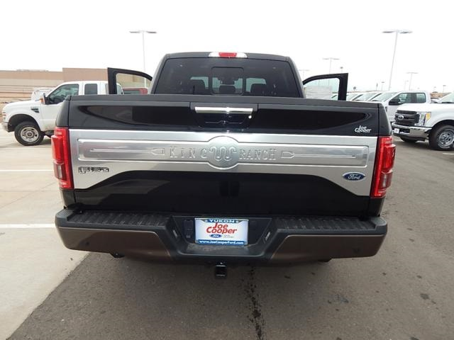 2017 F-150 Crew Cab 4x4 Pickup #HFA53485 - photo 2