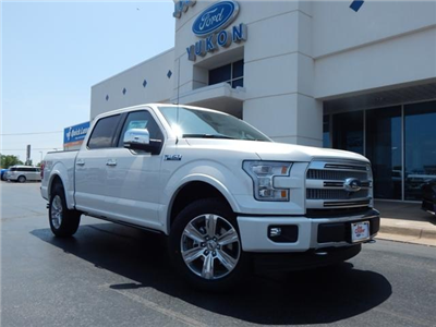 2017 F-150 Crew Cab 4x4 Pickup #HFC13247 - photo 1
