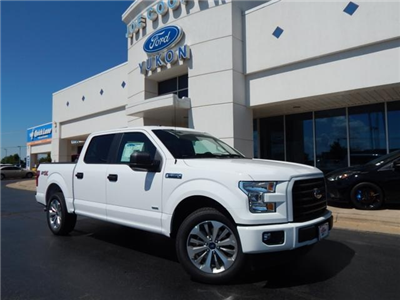 2017 F-150 Super Cab Pickup #HKE12135 - photo 1