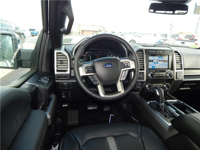 2018 F-150 SuperCrew Cab 4x4, Pickup #JFB70105 - photo 3