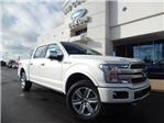 2018 F-150 SuperCrew Cab 4x4, Pickup #JFB70105 - photo 1