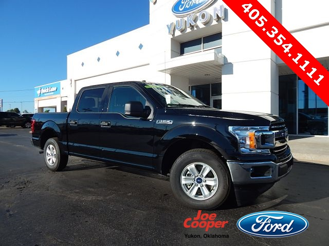 2018 F-150 SuperCrew Cab 4x2,  Pickup #JFD42724 - photo 1