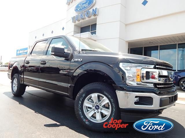 2018 F-150 SuperCrew Cab 4x4,  Pickup #JFD42730 - photo 1