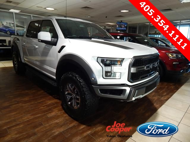 2018 F-150 SuperCrew Cab 4x4,  Pickup #JFD52122 - photo 1