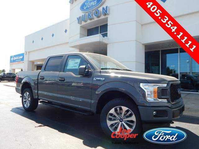 2018 F-150 SuperCrew Cab 4x4,  Pickup #JFD84780 - photo 1