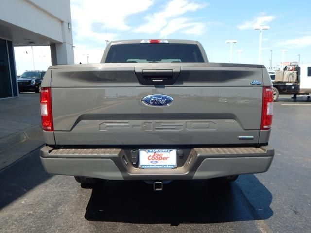 2018 F-150 SuperCrew Cab 4x4,  Pickup #JFD84780 - photo 2