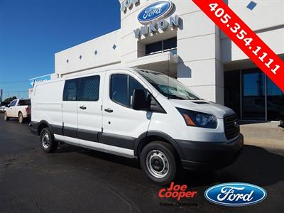 2018 Transit 150 Low Roof 4x2,  Empty Cargo Van #JKB50536 - photo 1
