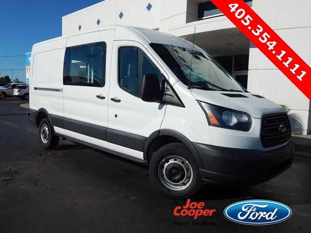 2018 Transit 250 Med Roof 4x2,  Empty Cargo Van #JKB50537 - photo 1