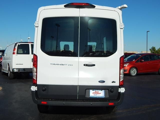 2018 Transit 250 Med Roof 4x2,  Empty Cargo Van #JKB50537 - photo 5