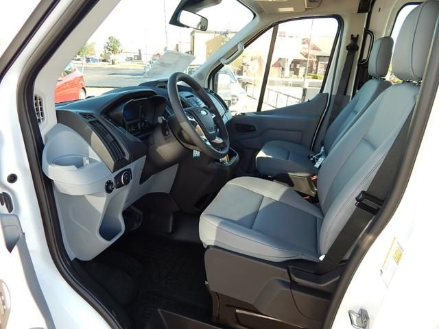 2018 Transit 250 Med Roof 4x2,  Empty Cargo Van #JKB50537 - photo 7
