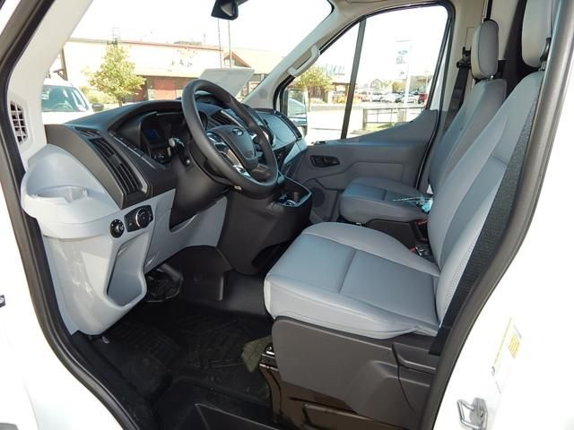 2018 Transit 250 Med Roof 4x2,  Empty Cargo Van #JKB54754 - photo 7