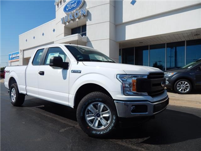 2018 F-150 Super Cab 4x4 Pickup #JKC02643 - photo 1