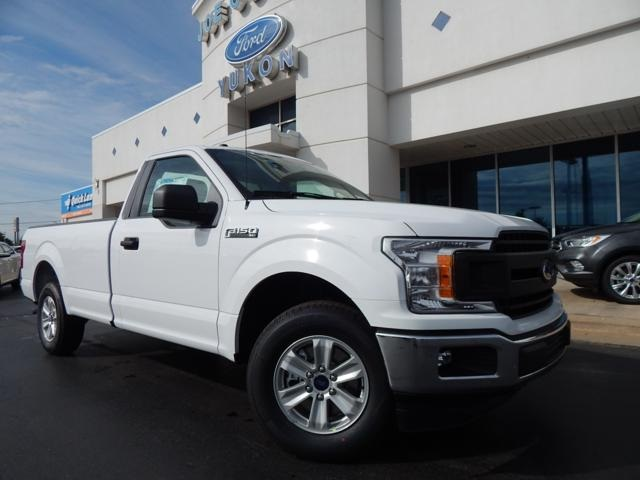 2018 F-150 Regular Cab Pickup #JKC22153 - photo 1