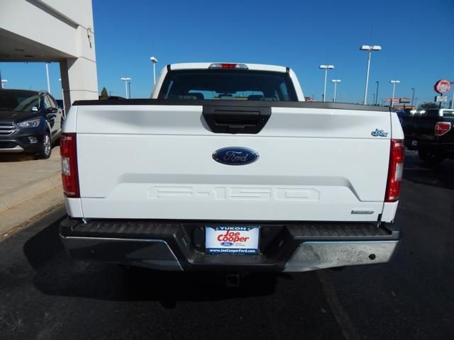 2018 F-150 Crew Cab 4x4 Pickup #JKC22161 - photo 2
