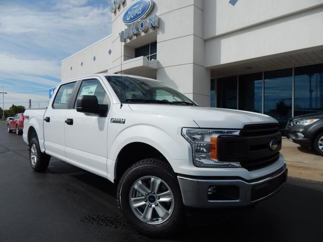 2018 F-150 Crew Cab 4x4 Pickup #JKC22164 - photo 1