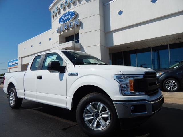2018 F-150 Super Cab Pickup #JKC22169 - photo 1