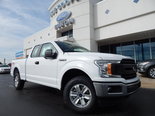 2018 F-150 Super Cab 4x4 Pickup #JKC22174 - photo 1