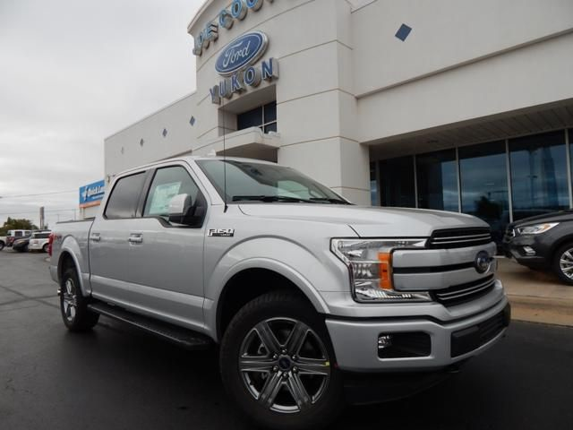 2018 F-150 Crew Cab 4x4 Pickup #JKC40115 - photo 1