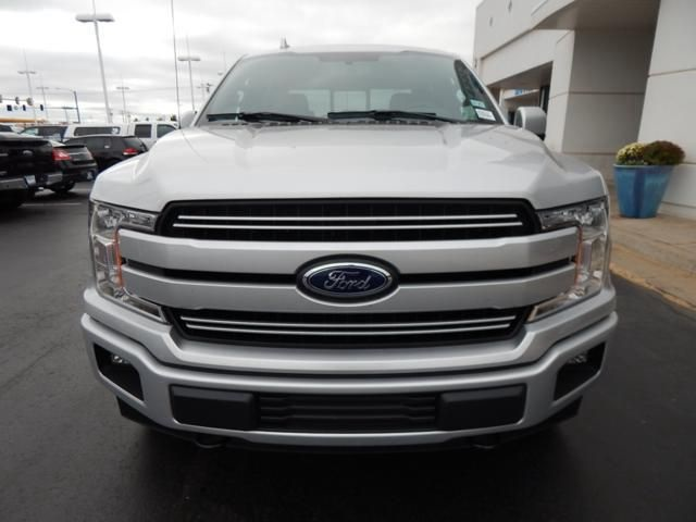 2018 F-150 Crew Cab 4x4 Pickup #JKC40115 - photo 4