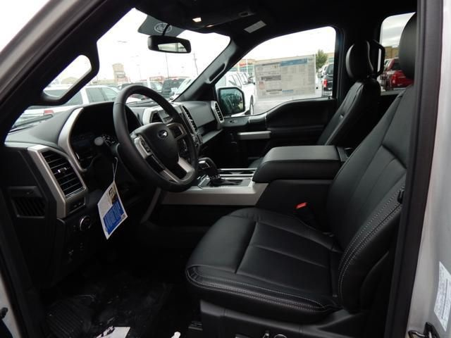 2018 F-150 Crew Cab 4x4 Pickup #JKC40115 - photo 6