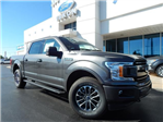 2018 F-150 Crew Cab 4x4 Pickup #JKC50428 - photo 1