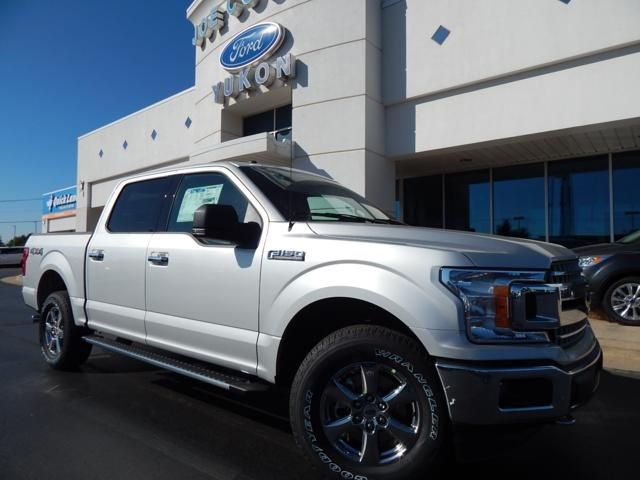 2018 F-150 Crew Cab 4x4 Pickup #JKC50429 - photo 1