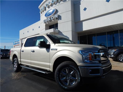 2018 F-150 Crew Cab 4x4 Pickup #JKC50437 - photo 1