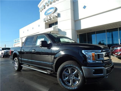 2018 F-150 Crew Cab 4x4 Pickup #JKC69554 - photo 1