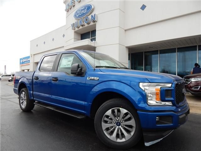 2018 F-150 Crew Cab Pickup #JKC80663 - photo 1