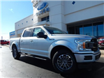 2018 F-150 Crew Cab 4x4, Pickup #JKC93410 - photo 1