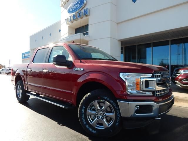 2018 F-150 SuperCrew Cab 4x4, Pickup #JKC93415 - photo 1