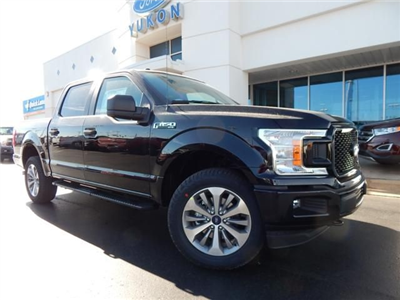 2018 F-150 Crew Cab 4x4 Pickup #JKC93421 - photo 1
