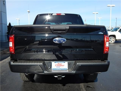 2018 F-150 Crew Cab 4x4 Pickup #JKC93421 - photo 2