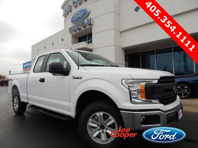 2018 F-150 Super Cab 4x4,  Pickup #JKD02823 - photo 1