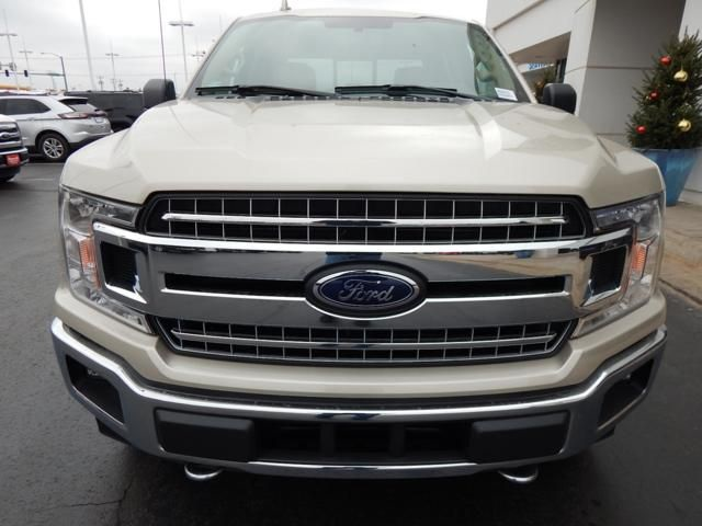 2018 F-150 Crew Cab 4x4, Pickup #JKD04170 - photo 4
