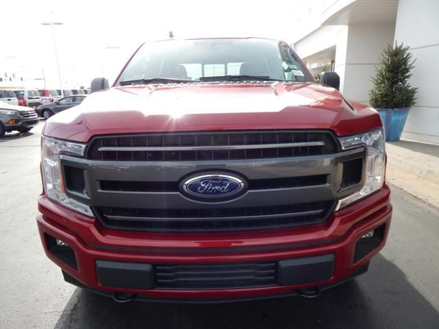 2018 F-150 Crew Cab 4x4, Pickup #JKD17718 - photo 4