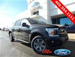 2018 F-150 SuperCrew Cab 4x4,  Pickup #JKD32068 - photo 1