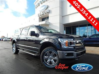 2018 F-150 SuperCrew Cab 4x4,  Pickup #JKD32070 - photo 1