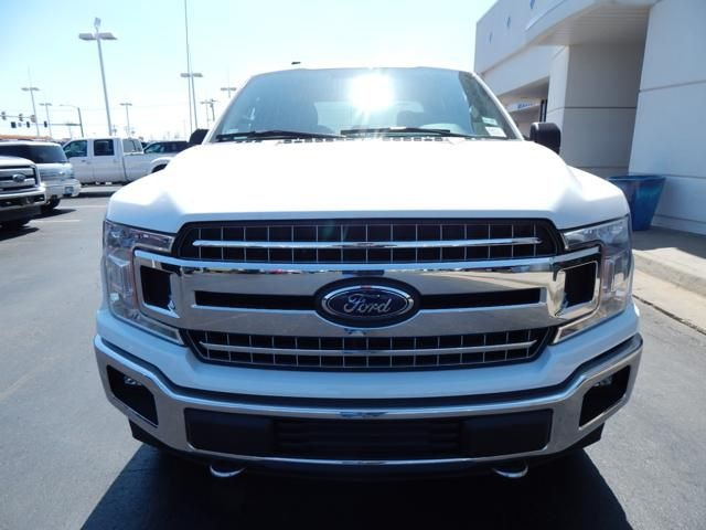 2018 F-150 SuperCrew Cab 4x4, Pickup #JKD66751 - photo 4