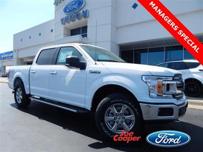 2018 F-150 SuperCrew Cab 4x4,  Pickup #JKD66752 - photo 1