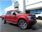 2018 F-150 SuperCrew Cab 4x4, Pickup #JKD66753 - photo 1