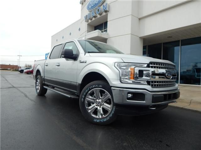 2018 F-150 SuperCrew Cab 4x4, Pickup #JKD66755 - photo 1