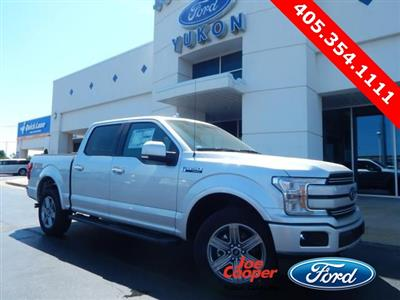 2018 F-150 SuperCrew Cab 4x4,  Pickup #JKD66758 - photo 1